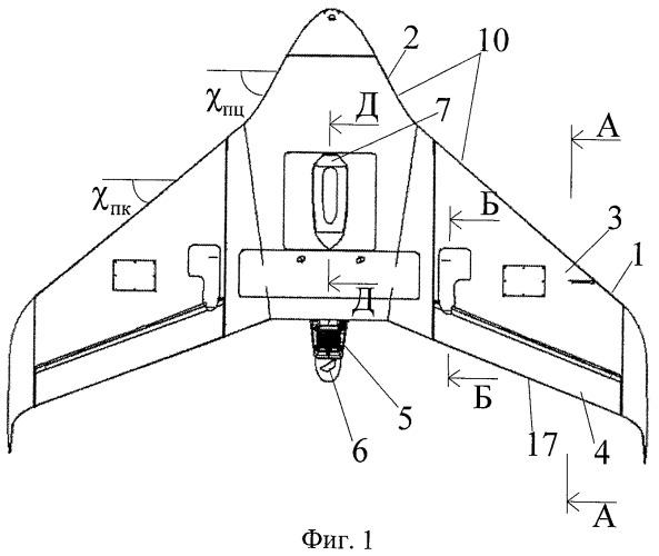 Беспилотный летательный аппарат, блок видеоаппаратуры для него и катапульта (варианты) для его запуска