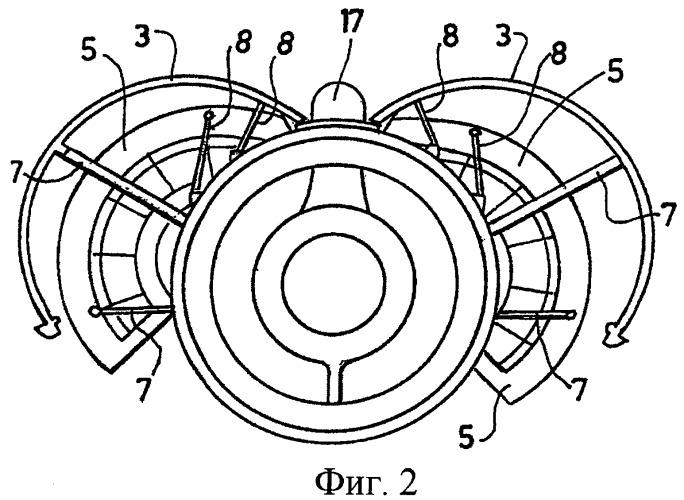 Устройство управления приводами техобслуживания капотов гондолы турбореактивного двигателя