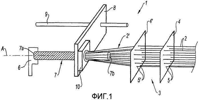 Способ изготовления полого изделия, содержащего вкладыш из композитного материала, и устройство для его осуществления