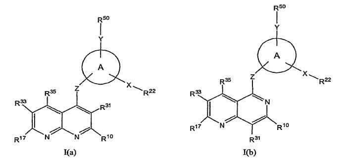 Производные [1,8]нафтиридина, полезные в качестве ингибиторов репликации вируса hcv