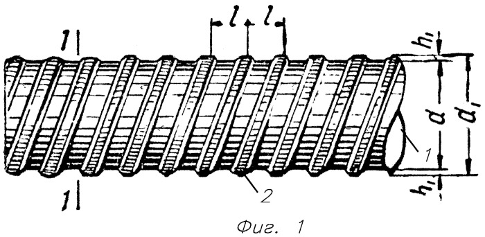 Способ проката горячекатаной арматуры периодического профиля