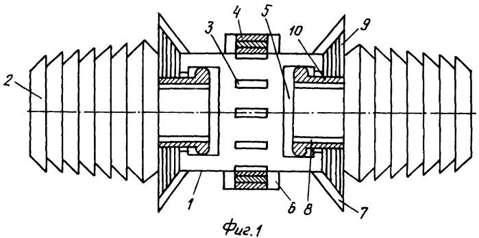 Муфта для соединения дренажных труб