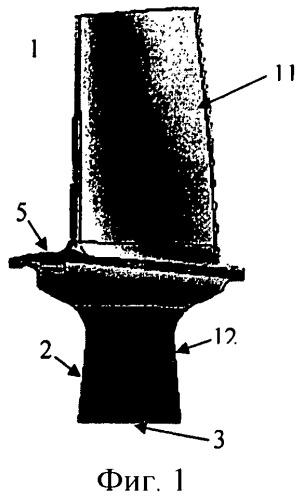 Способ изготовления интегрального блиска с неохлаждаемыми рабочими лопатками для газотурбинного двигателя и интегральный блиск