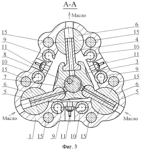 Способ работы роторно-поршневого двигателя внутреннего сгорания и роторно-поршневой двигатель внутреннего сгорания