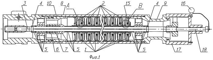 Способ сборки погружных центробежных насосов компрессионного типа