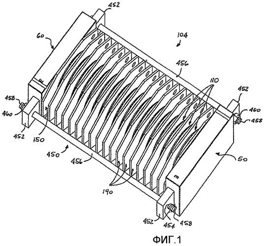 Способ изготовления сжимаемой эластомерной пружины, способ изготовления многозвенного сжимаемого пружинного узла и способ обеспечения осевой прямолинейности и/или стабильности в боковом направлении в многозвенном сжимаемом пружинном узле