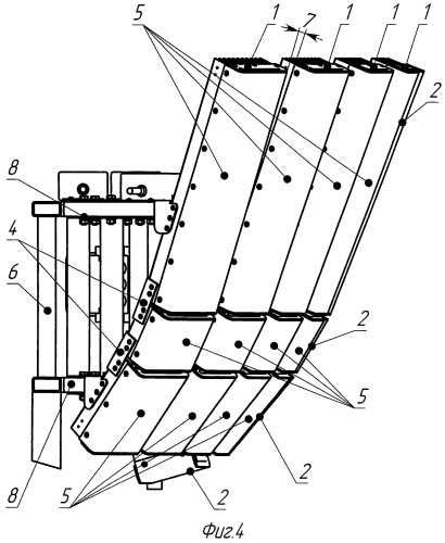 Светодиодное многомодульное устройство