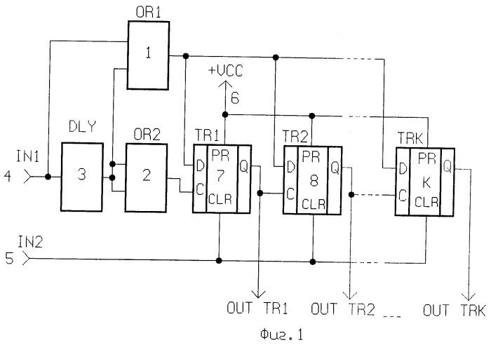 Интерполятор прямого кодирования для измерения интервалов времени