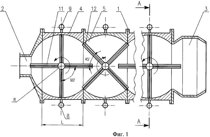 Устройство для кристаллизации маргариновой продукции
