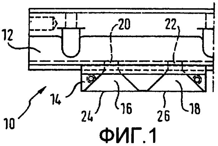 Устройство для отсадки кондитерской массы и способ получения кондитерского изделия