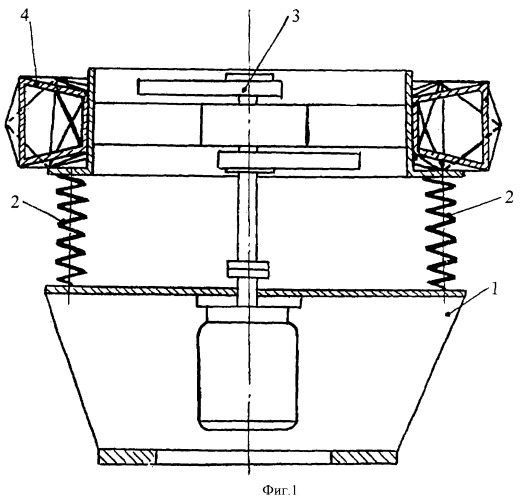 Тороидальное устройство для приготовления растворов