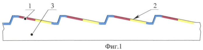 Ценный документ с оптически переменной структурой (варианты)