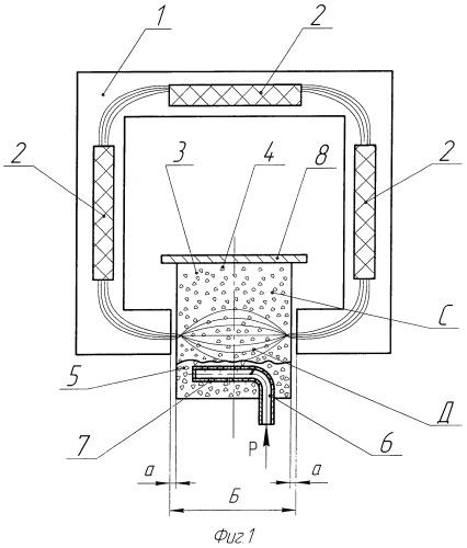 Способ получения алюмосиликатов и кремния из воздушной взвеси частиц песка и устройство для его осуществления