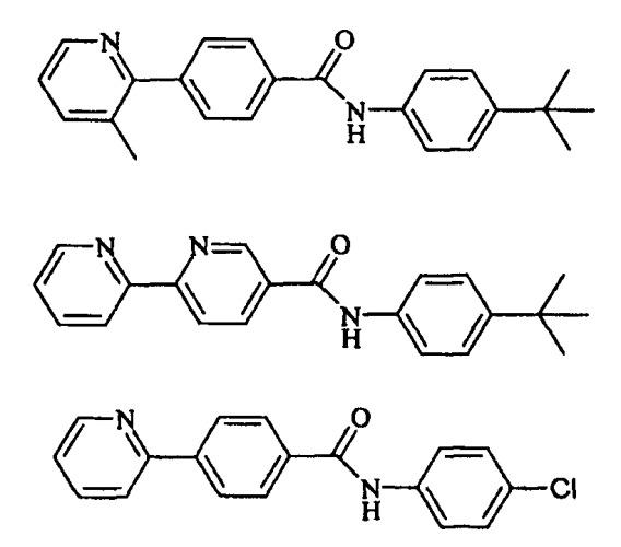 Биарилкарбоксиариламиды как модуляторы ванилоидного рецептора типа 1