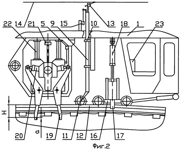 Способ подбивки шпал железнодорожного пути и машина для его осуществления
