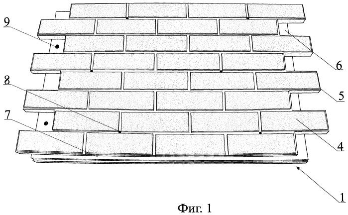 Способ установки теплоизоляционных панелей