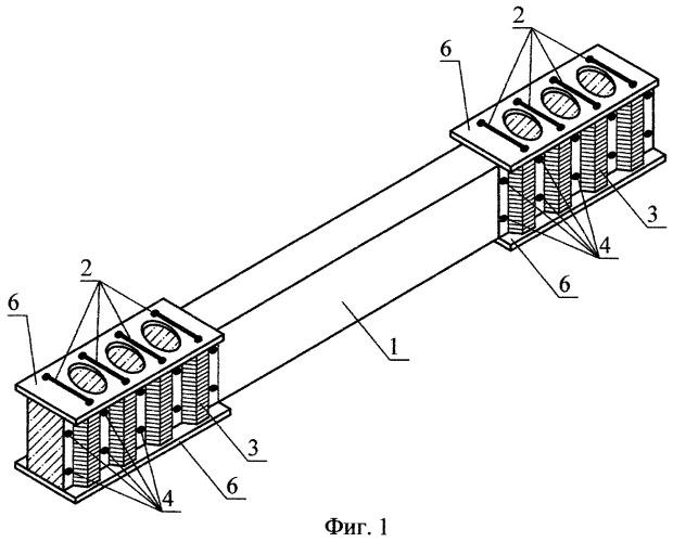 Способ усиления опорных участков балок