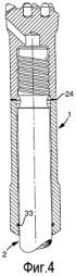 Буровое долото для ударно-поворотного бурения горной породы и способ его изготовления