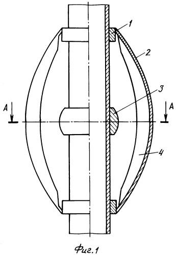 Центратор обсадной колонны