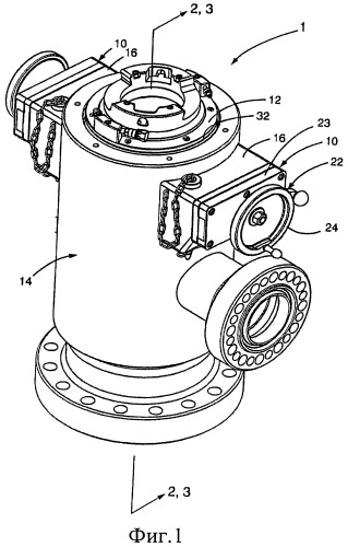 Система подшипникового узла с интегральным распределением смазки и оборудование для бурения скважин, содержащее эту систему