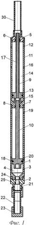 Устройство имплозионно-гидроимпульсное для стимуляции производительности скважин