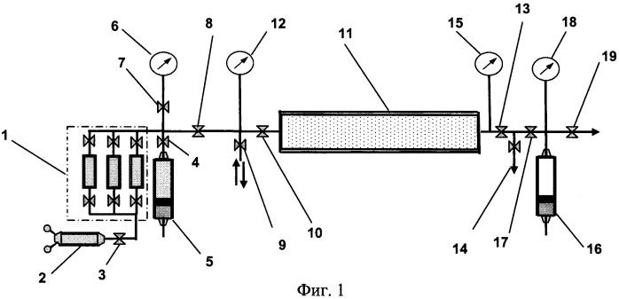 Способ моделирования пластово-флюидальной системы разрабатываемого месторождения