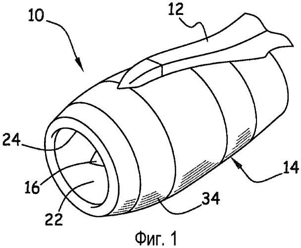Покрытие для акустической обработки, передняя кромка и воздухозаборник летательного аппарата, содержащие такое покрытие
