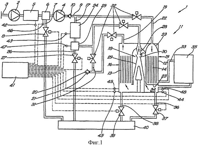 Способ управления компрессорным блоком и компрессорный блок