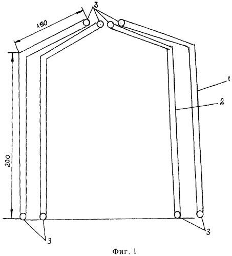 Способ увеличения поверхности нагрева (обогрева) котельной установки путем изменения конструкции экранных секций