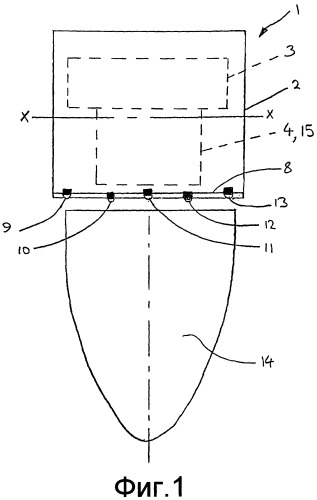 Сенсорная компоновка автоматического дозатора