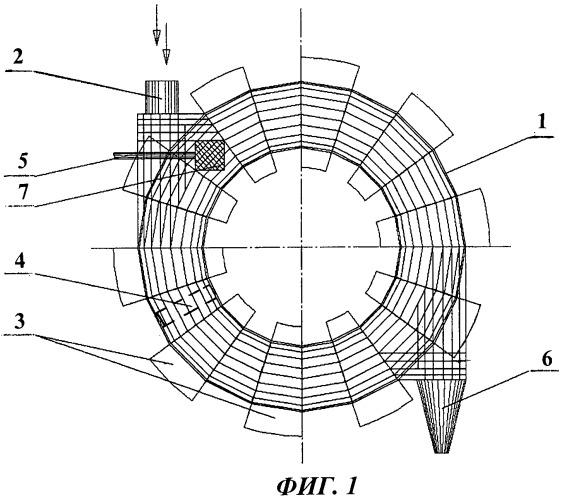 Приемник электромагнитного излучения