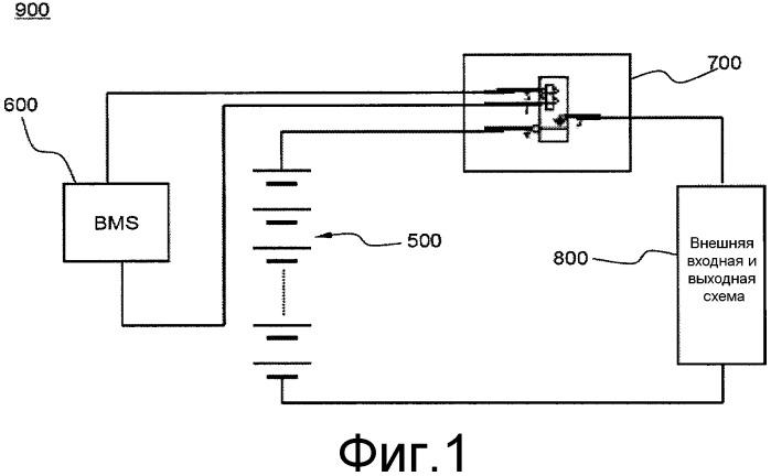 Аккумуляторная батарея среднего или большого размера повышенной безопасности