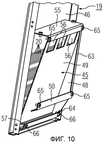 Экранирующее устройство для токораспределительного блока