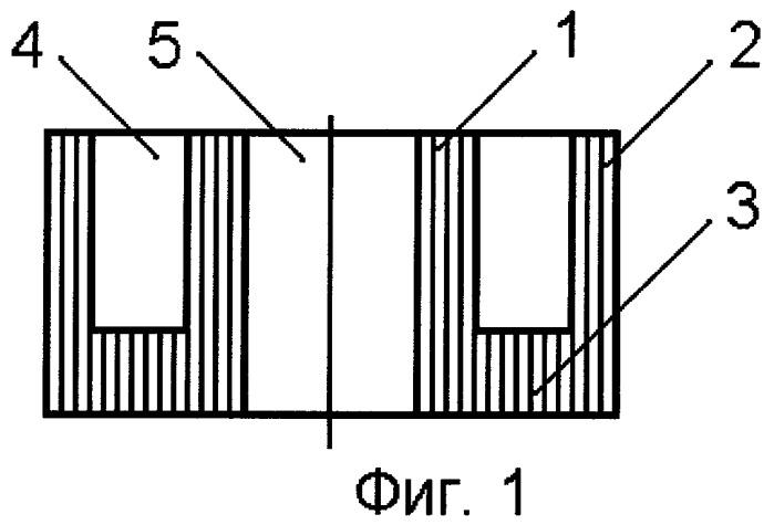 Способ изготовления магнитопровода электромагнита броневого типа вибрационного насоса