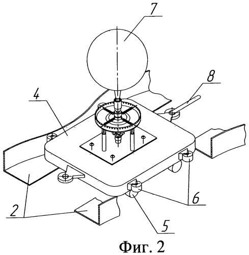 Стенд для исследования капустоуборочных машин