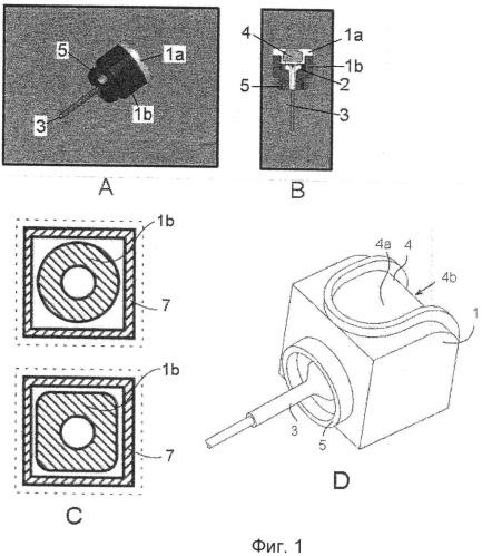 Канюля и устройство для введения