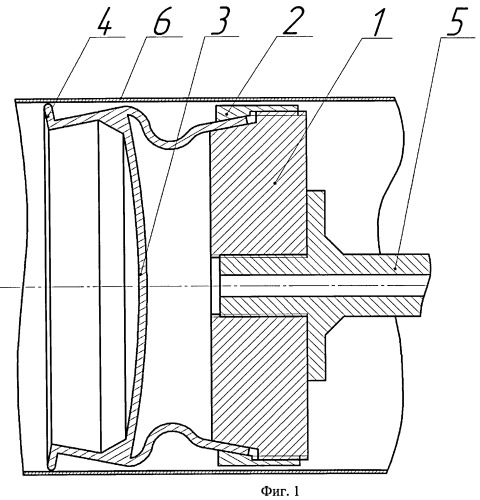 Устройство для получения гофрированных труб