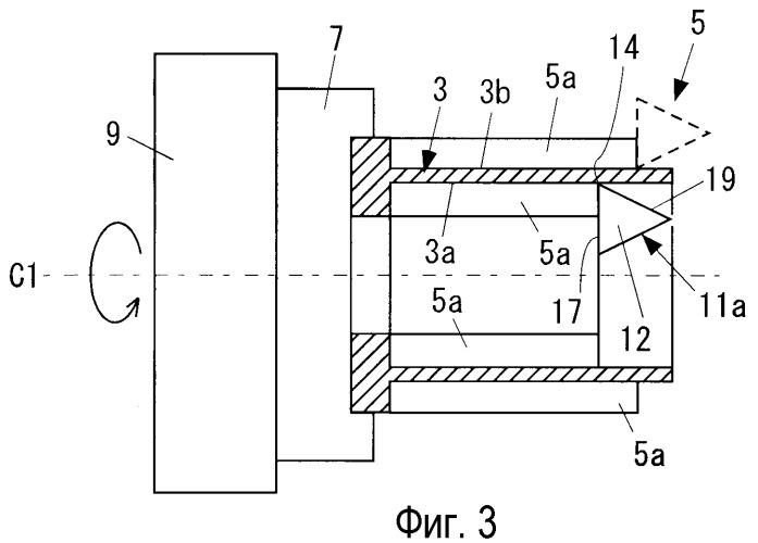 Способ обработки резанием тонкостенного элемента