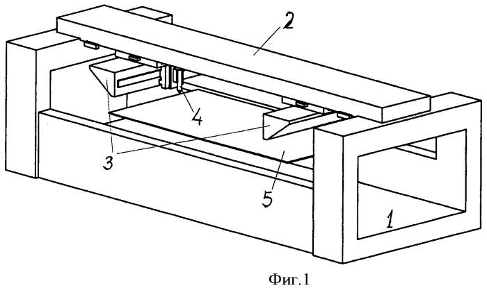 Станок для лазерной резки материалов