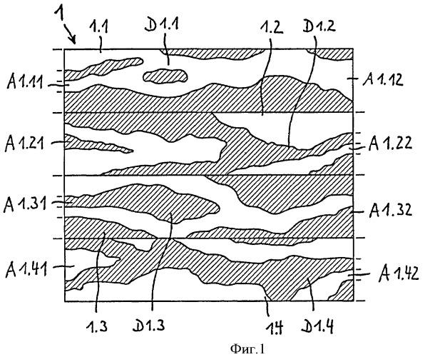 Способ изготовления группы панелей для имитации длинной напольной доски и группа панелей