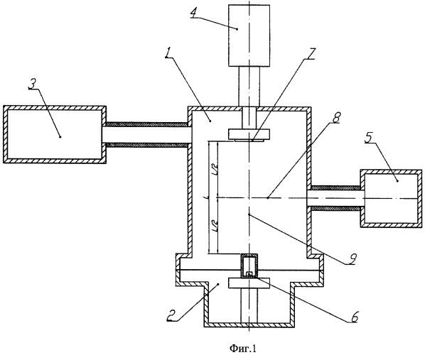 Способ для оценки потери массы и содержания летучих конденсирующихся веществ при вакуумно-тепловом воздействии на неметаллические материалы в сочетании с высокоэнергетическим излучением и устройство для его осуществления