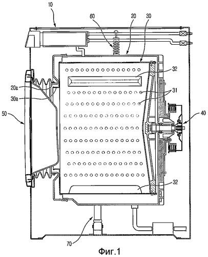 Стиральная машина и способ управления стиральной машиной