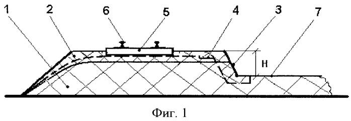 Способ укрепления балластной призмы железнодорожного пути