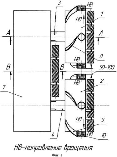 Дуплексный геоход