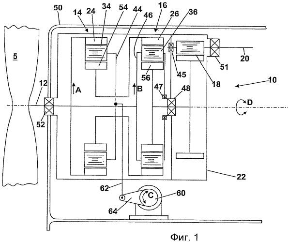 Система передачи для выработки энергии