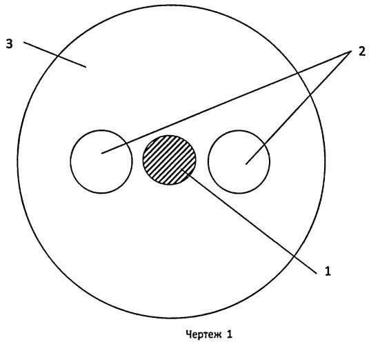 Радиационно стойкий волоконный световод с большим двулучепреломлением, поддерживающий линейную поляризацию (варианты)