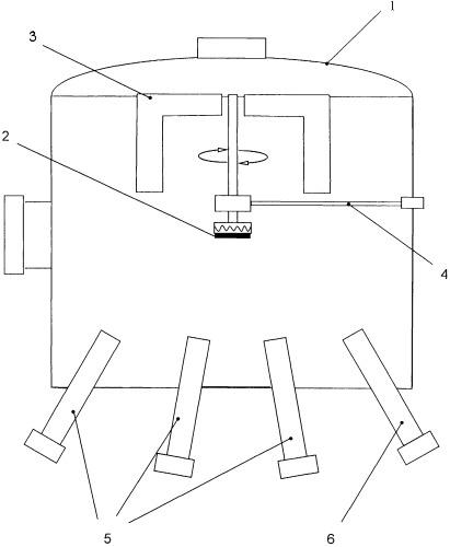Способ выращивания гетероструктуры для инфракрасного фотодетектора
