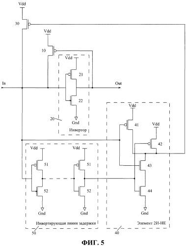 Устройство восстановления уровня сигнала в схемах с программируемой коммутацией