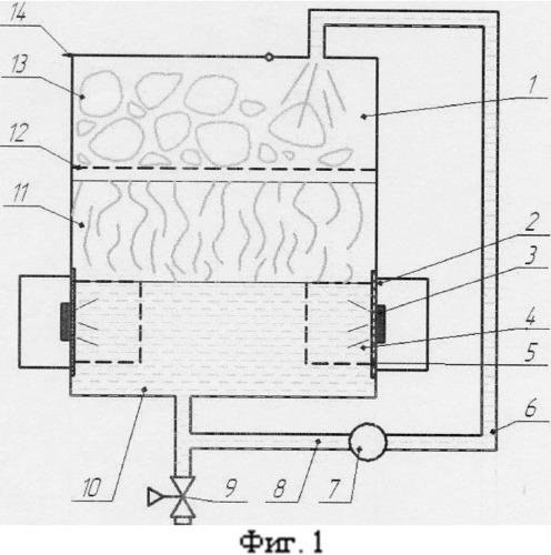 Сверхвысокочастотный маслоплавитель