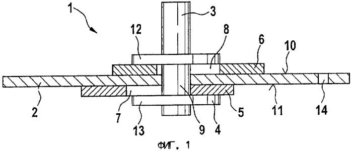Ручная машина с автоматическим балансировочным приспособлением